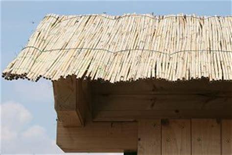 schilfdach decken solit 228 rbienenschutz markhaltige hohle stengel