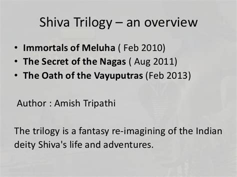 The Mba Oath Book by Shiva Trilogy A Review