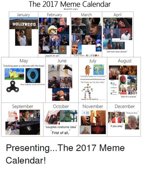 Meme Calendar - meme calendar 2017 28 images 25 best memes about meme