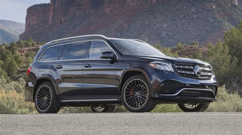 one review 2017 review 2017 mercedes amg gls63