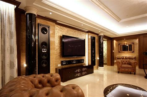 Living Room Ideas With Home Theater Living Room Home Theater Ideas Homeideasgallery Get