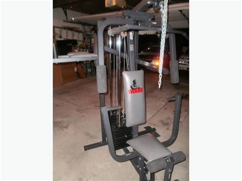 weider 8530 home east