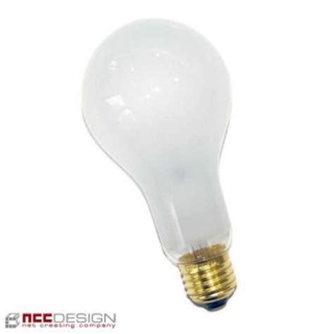 glühbirnen matt 1 x gl 252 hbirne 200w e27 matt gl 252 hle 200 watt gl 252 hbir