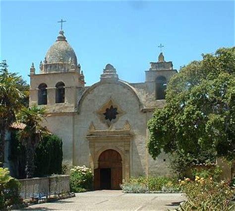 Mission San Carlos Borromeo De Carmelo Floor Plan list of missions in california spanish missions
