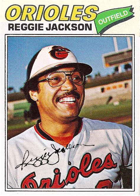 do they still make baseball cards reggie jackson s year in orange and black a lost classic