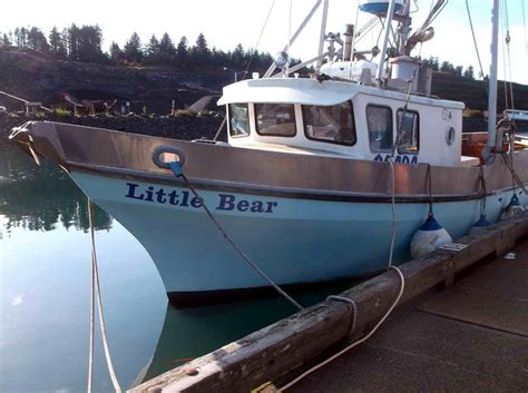 commercial crab fishing boats for sale 1974 alaska fishing crab boat power boat for sale www