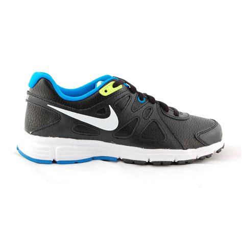 nike boy s revolution 2 lth gs shoes black