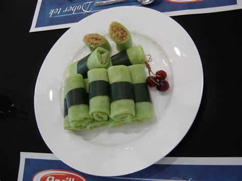 Indonesia Snack Desserts 100 Recipes tasty food dadar gulung