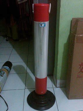 Stick Cone Tinggi 80 Cm supplier prasarana lalu lintas line