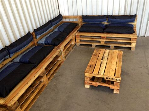 couch pallet pallet sectional sofa with storage pallet furniture