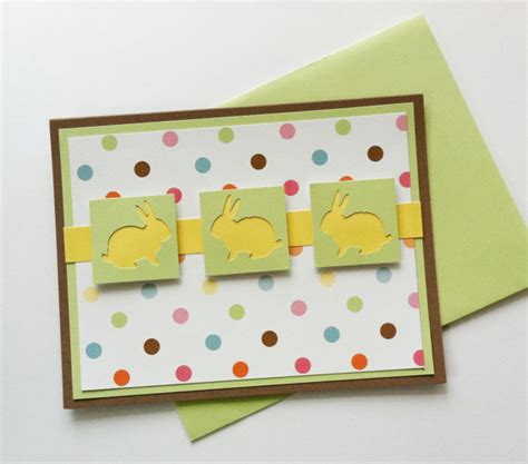 Handmade Easter Cards For - handmade easter cards