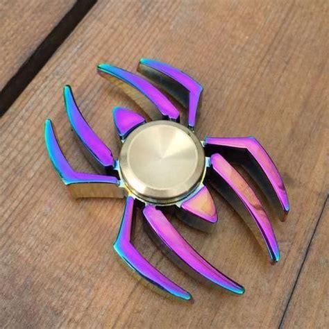 Fidget Spinner Jari Berbagai Bentuk ini bentuk fidget spinner unik yang perlu kamu ketahui