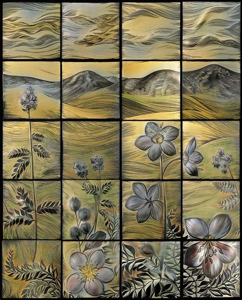 Handmade Ceramic Tile Artists - 1000 images about ceramic tile murals for an alaskan