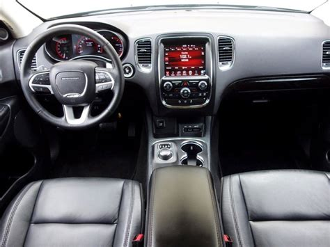 2015 Dodge Durango Interior by 2015 Dodge Durango Pictures Cargurus
