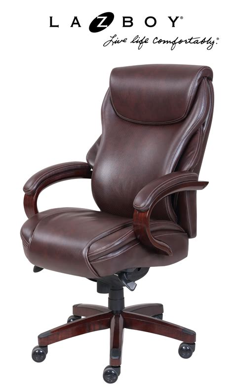 Comfortable Office Chairs La Z Boy Office Chairs Discount by La Z Boy Hyland Comfort Traditions Air Technology
