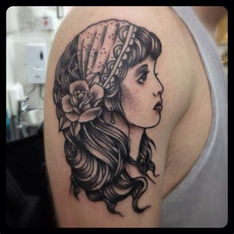 black and grey gypsy tattoo 19 best tattoo 1 images on pinterest american