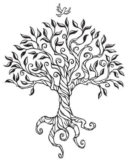 drawing a tree wow com image results things jessica
