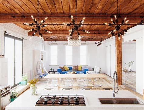 idei de design interior pentru studiouri fresh home