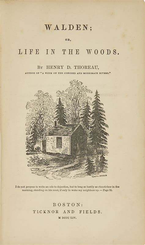 Henry David Thoreau Images