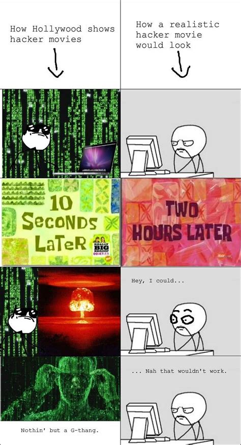 film holywood tentang hacker hackers movie funny pictures best jokes comics