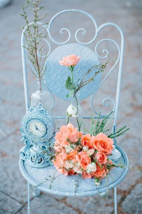 95 best images about Blue and Orange Wedding Colors on