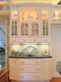 kitchen built hutch