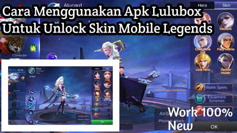apk lulubox ff skin senjata  gratis