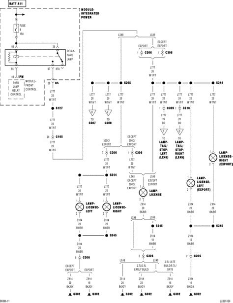 chrysler 300 headlight switch wiring diagram autocurate net