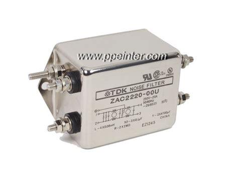 Tdk Noise Filter Zcw 2220 01 tdk noise filter 20a