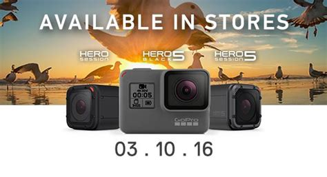 Gopro 5 Di Malaysia gopro hero5 official malaysian pricing revealed here s where to get it soyacincau