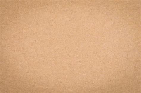 Brown Paper Craft - texture of brown paper photo free