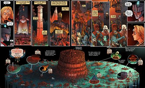kill 6 billion demons book 2 kill six billion demons books kill six billion demons awesome tv tropes