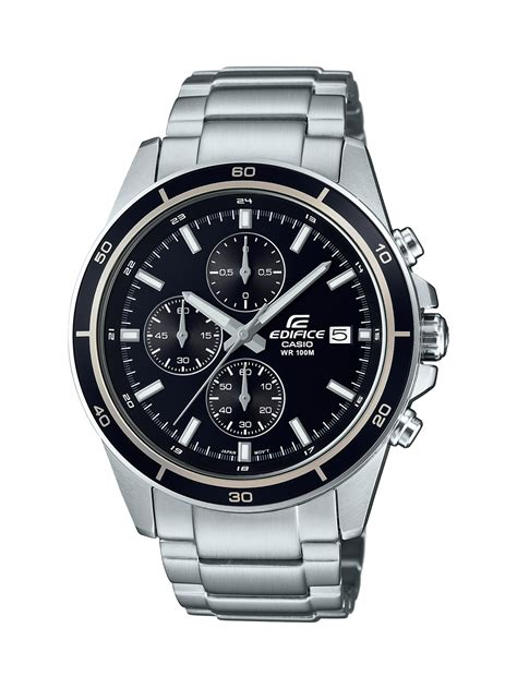 casio mens edifice chronograph