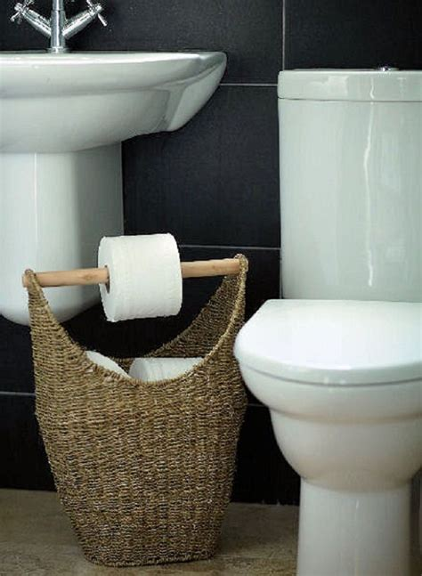 Toilet Paper Holder Ideas by 17 Best Ideas About Toilet Roll Holder On Pinterest