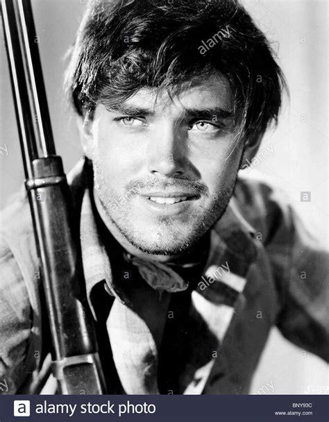 movie actor jeffrey hunter jeffrey hunter the searchers 1956 stock photo 30718000