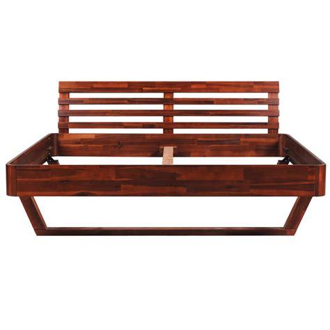 full size wooden bed frame bed wooden bed frames king size home interior design