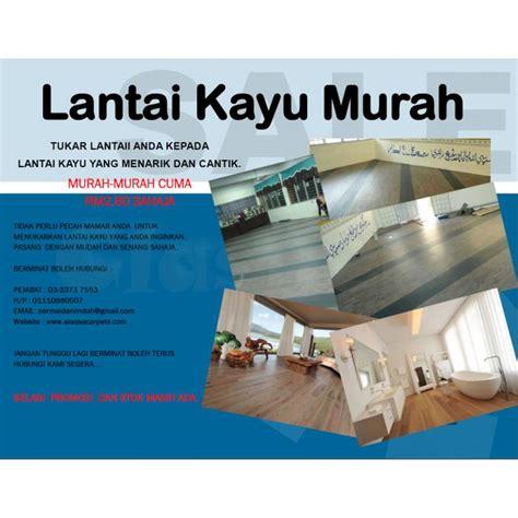 Lantai Vinyl Novaklik Harga Murah 2 lantai kayu vinyl pvc murah di malaysia klang claseek