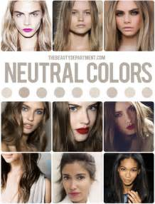 hair color for skin tone the department your daily dose of pretty hair