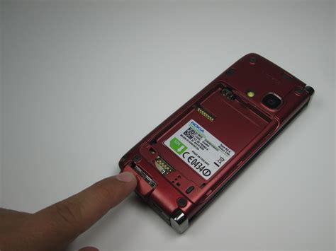 Conector Handphone Sim Card 6 Nokia nokia e90 sim card replacement ifixit