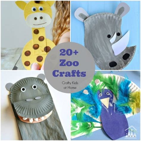 crafts for at zoo crafts preschool preschool crafts