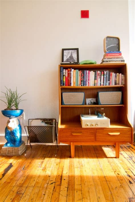 superior Doors For Small Spaces #2: original-mid-century-modern-bookcases-10-554x830.jpg