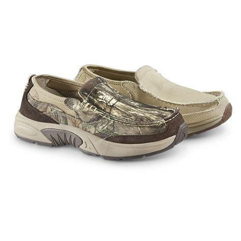 Rugged Slip On Shoes Rugged Shark Men S Annapolis 3 Slip On Boat Shoes 283581