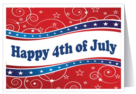 4th of july greeting card templates happy 4th july images text email templates messages