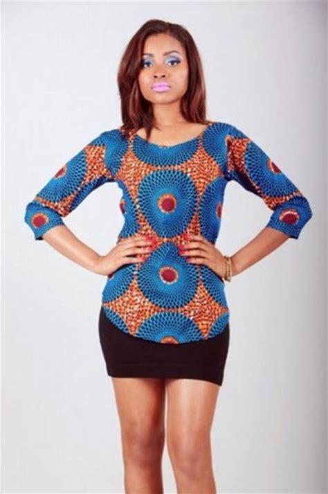 modelos de blusas de capulana e kente blusas de capulana modelos e fotos