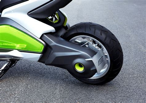 Bmw Motorrad Canada Locations by Bmw Motorrad Concept E Design Concept For A Bmw Electro