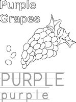 Colors Preschool Writing And Coloring Worksheets Color Purple Worksheets For Preschool