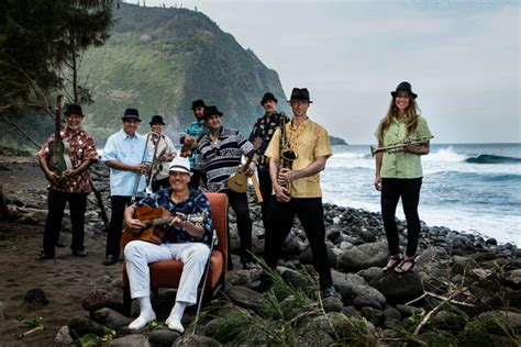 hawaiian swing band interview with grammy nominated hawaiian swing band