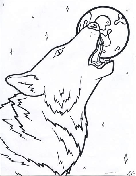 baby werewolf coloring page how to draw werewolf monkey