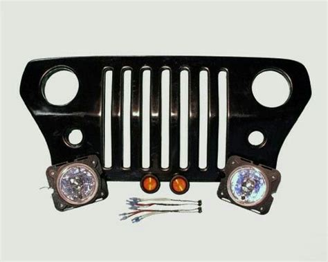 Jeep Yj Headlight Conversion 95 Best Images About Jeep Accessories On Rear