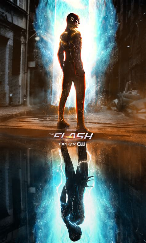 the running series 1 the flash season 2 lgx promos on behance